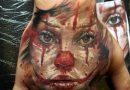 La symbolique des tatouages : Le clown