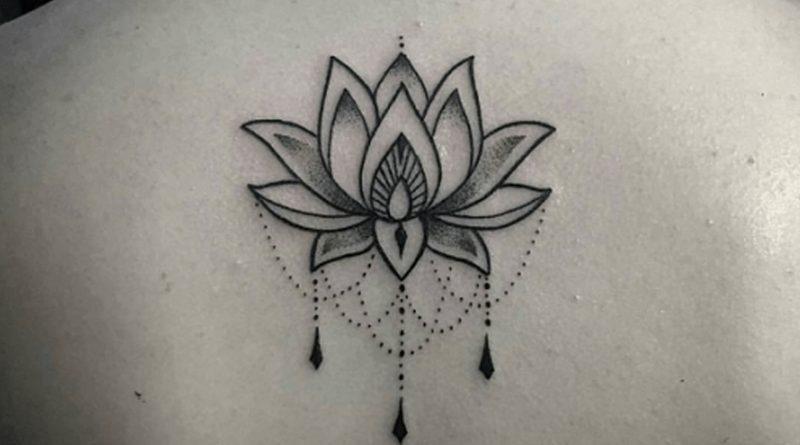 La symbolique des tatouages : Le Lotus