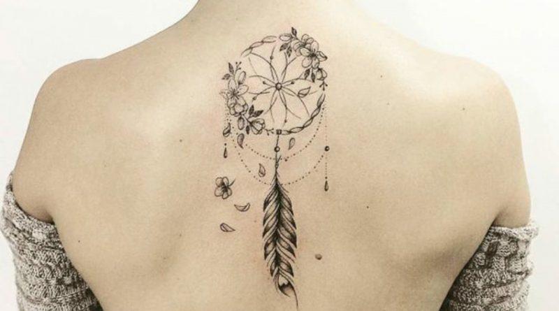 La symbolique des tatouages : Attrape-rêves