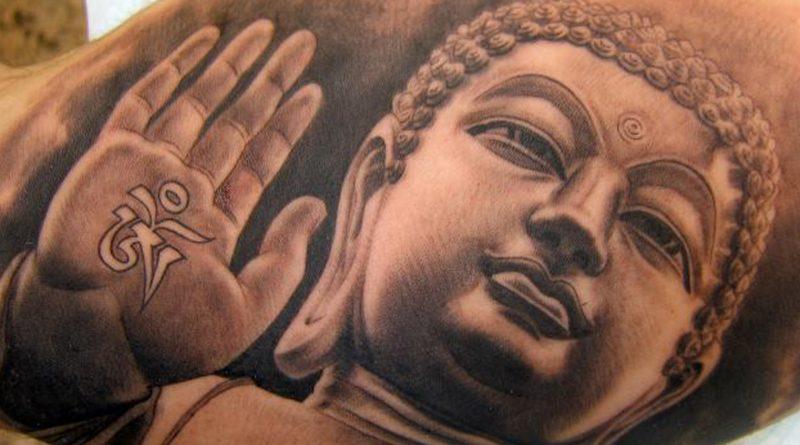 La symbolique des tatouages : Bouddha