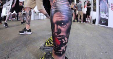 Pablo Hernandez – Tattoo Timelapse | Barcelona Tattoo Expo 2018