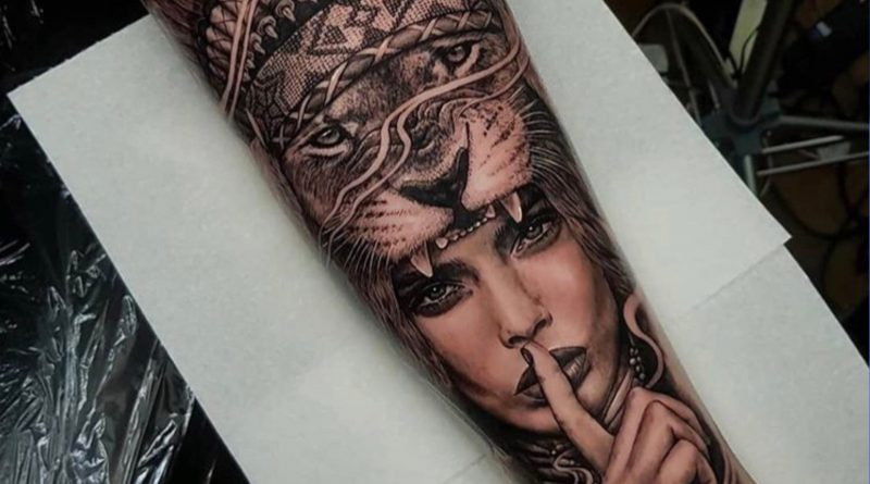 TATTOO OF THE DAY – @leigh_tattoos [Sur Instagram]