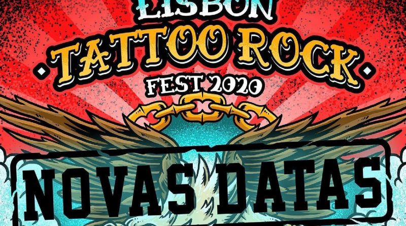Lisbon Tattoo Rock Fest retarder