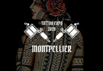 Montpellier Tattoo Expo reporté en 2021