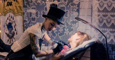 Girl ink tattoo Show  2020 H-24 !