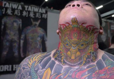 Hori Hui - Tattoo Timelapse   Milano Tattoo Convention
