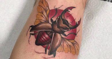 Fraser Peek - Tattoo Timelapse | Tattoo Tea Party 2019