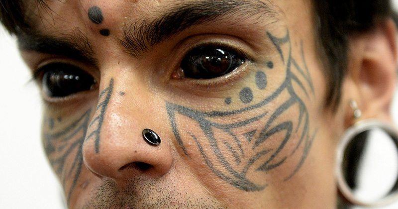 Tatouage Des Yeux Tatouage Populaire