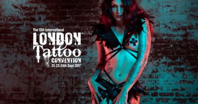 ARRÊT DÉFINITIF DE LA LONDON TATTOO CONVENTION