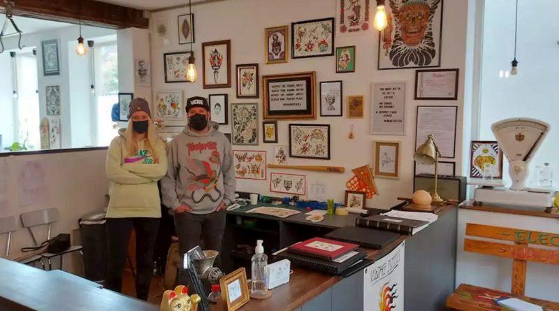 """""""96092 Solidaires"""", l'opération originale des tatoueurs au profit des indépendants"""